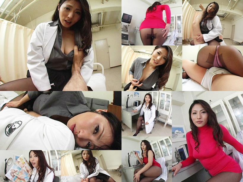 Jukujo-7343 あずま樹 無修正動画「診療内科の女医」前編